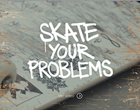 "Herokid ""Skate Your Problems"""