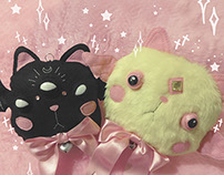 ♡ Cat Plushies ♡