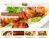 Fadi's Mediterranean Grill (website design)