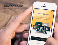Photobook Mobile Application
