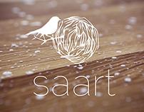 Logomarca Saart