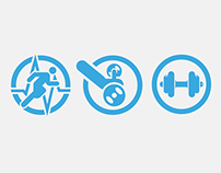 Path to a workout icon