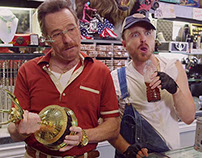 """Effie Awards Video - Audi's """"Barely Legal Pawn"""""""