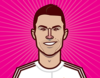 ESPN Ronaldo data website