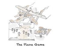the Plane Game