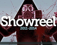 Showreel Motion Design 2011-2014