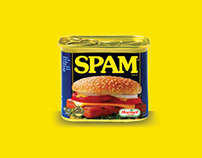 Rebranding - SPAM