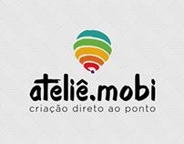Logo Ateliê.mobi