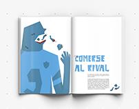Apertura de página   Ilustracion + Diseño Editorial