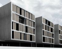 Housing in Via Portuense