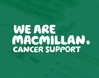 Macmillan Senior Leadership Programme