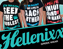 Hellenixx Product Catalog