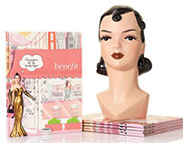 Benefit Cosmetics Brand Book