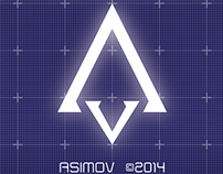 ASIMOV Logotype, Branding & Business Planning
