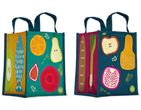 Whole Foods Market 2015 Fall Reusable Bag