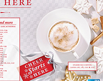Cheer Starts Here; 2014 DFW Airport Holiday Campaign
