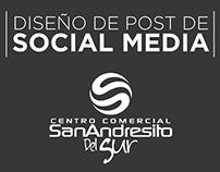 DISEÑO DE POST DE SOCIAL MEDIA