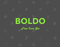 Freebie - Boldo,Free Icon Set