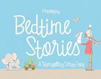Bedtime Stories Font