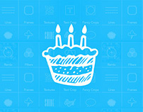 Studio App: Birthday Kit