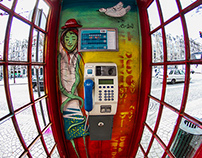 Phone booths \\ Cabines Telefónicas