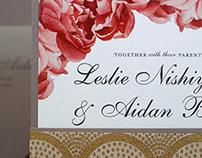 Leslie + Aidan