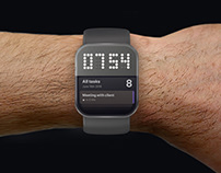TOGGLE: Inclusive smartwatch