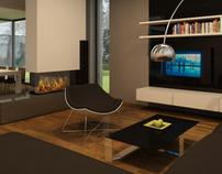 interior design - house (klanovice)