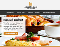 EDM - MILLENNIUM HOTELS & RESORTS