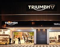 Triumph Triple - Campinas SP
