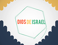 Dios de Israel - Kike Pavón (Official Lyric Video)