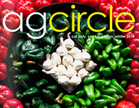 Ag Circle Magazine Design Examples