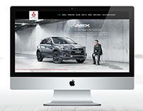 Mitsubishi Motors Malaysia Revamp 2014