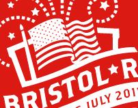 Bristol July 4th tshirt
