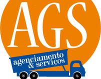 Logo AGS - Agenciamento e Serviços