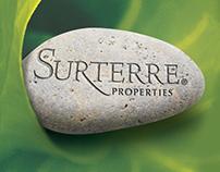 Surterre Properties App Design
