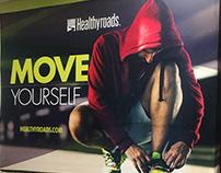 Healthyroads Rebrand