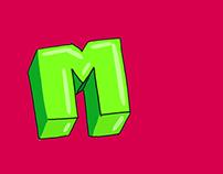 halloween Ident MTV