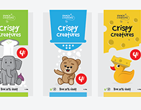 Meet the Crispy Creatures