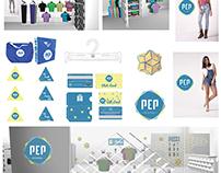 Pep Rebranding