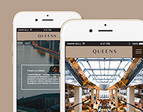 QUEENS / website