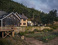 3D The Farmhouse.