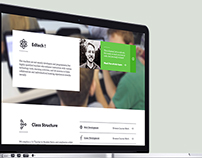 WTA Desktop Site