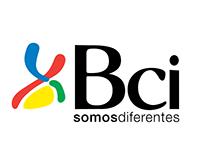 Page web BciPass