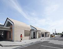 OASIStudio / The Fuli Railways Station