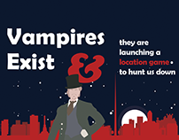 Vampire Cities - Game