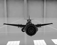 Razer Plane (Concept 3D Project)
