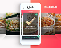 Infoodence | Brand+UX&UI+App