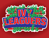 Ivy Leaguers - Fantasy Baseball Logo