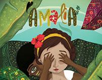 Amalia, cuento ilustrado